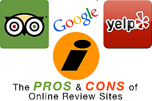 Pros and Cons ofOnline Review Sites